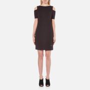 Love Moschino Women's Cold Shoulder Dress - Black