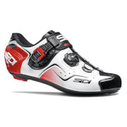 Sidi Kaos Road Shoes - White/Black/Red