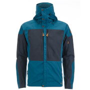 Fjallraven Men's Keb Jacket - Glacier Green/Dark Navy