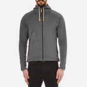 Fjallraven Men's Ovik Fleece Hoody - Dark Grey