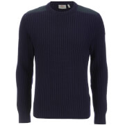 Fjallraven Men's Singi Knit Sweater - Dark Navy
