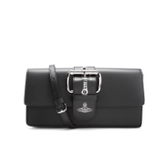 Vivienne Westwood Women's Alex Buckle Clutch Bag - Black
