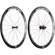 Novatec R3 Carbon Clincher Wheelset - Shimano