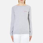 Maison Labiche Women's Amour Sweatshirt - Gris Chine