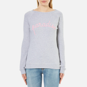 Maison Labiche Women's Paradise Sweatshirt - Gris Chine