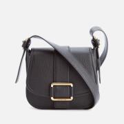 MICHAEL MICHAEL KORS Women's Maxine Mid Saddle Bag - Black