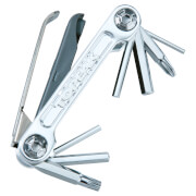 Topeak Mini 9 Pro Multi Tool - Silver