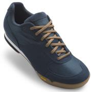 Giro Rumble VR MTB Cycling Shoes - Blue/Gum
