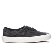 Vans Women's Authentic Dx Perforated Trainers - Black