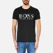 BOSS Hugo Boss Men's Large Logo T-Shirt - Black