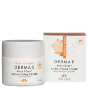 derma e Very Clear Moisturizer With Anti-Blemish Complex