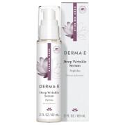 derma e Deep Wrinkle Peptide Serum
