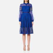 Three Floor Women's All About Blue Dress - Blue
