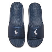 Polo Ralph Lauren Men's Rodwell Slide Sandals - Blue