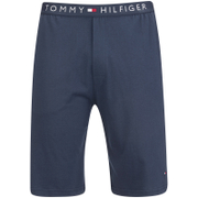 Tommy Hilfiger Men's Icon Cotton Shorts - Navy Blazer