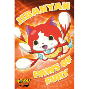 Yo-Kai Watch Paws Of Fury Maxi Poster - 61 x 91.5cm