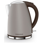 Morphy Richards 103004 1.5L Accents Jug Kettle - Pebble