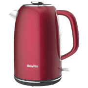 Breville VKJ926 1.7L Colour Notes Jug Kettle - Red
