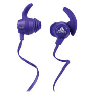 Monster Adidas Supernova ACT Sports Earphones - Purple