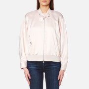 By Malene Birger Women's Sanicas Bomber Jacket - Cloud Pink