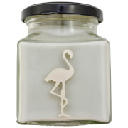 Thunderstorm Flamingo Candle