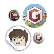 Grian Sticker Pack