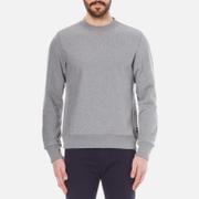 PS by Paul Smith Men's Plain Crew Neck Sweatshirt - Grey