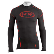 Northwave Evolution Long Sleeve Baselayer - Black