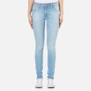 Nudie Jeans Women's Skinny Lin Jeans - Fresh Breeze