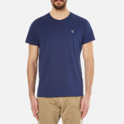 GANT Men's Original Crew Neck T-Shirt - Persian Blue