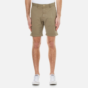GANT Men's Regular Summer Shorts - Desert Brown