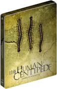 The Human Centipede I, II & III - Steelbook Exclusivité Zavvi