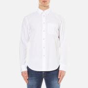 rag & bone Men's Standard Issue Beach Shirt - White