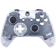 Manette Custom Xbox One - Édition Chrome Transparent