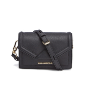 Karl Lagerfeld Women's K/Klassik Mini Cross Body Bag - Black