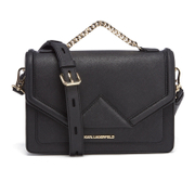 Karl Lagerfeld Women's K/Klassik Shoulder Bag - Black
