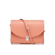 The Cambridge Satchel Company Women's Push Lock Shoulder Bag - Terracotta