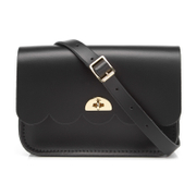 The Cambridge Satchel Company Women's Small Cloud Bag - Black