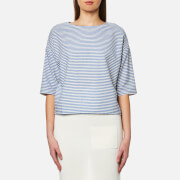 Paisie Women's Boxy Stripe Top - Multi