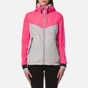 Superdry Women's Superdry Sport Stormbreaker - Shocking Red/Cool Grey