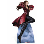 Disney Marvel Captain America: Civil War Scarlett Witch Over Size Cut Out