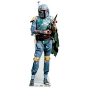 Star Wars Boba Fett Star Mini Cut Out