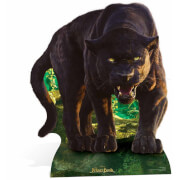 The Jungle Book Bagheera Kartonnen Figuur