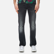 Superdry Men's Corporal Slim Jeans - Dusted Black/Blue