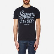 Superdry Men's Standard Issue T-Shirt - Eclipse Navy