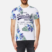 Superdry Men's Surf Store T-Shirt - Optic