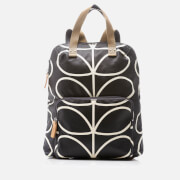 Orla Kiely Women's Stem Tote Backpack - Black