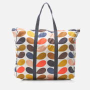 Orla Kiely Women's Stem Foldaway Travel Bag - Multi