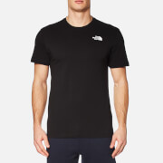 The North Face Men's Red Box T-Shirt - TNF Black