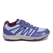 The North Face Women's Litewave Fastpack GTX Walking Trainers - Coastal Fjord Blue/Chambray Blue